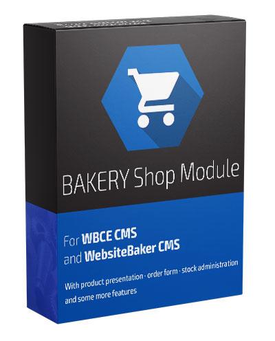 Bakery Shop Module